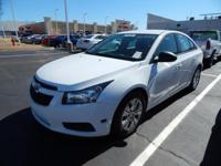 We are excited to offer this 2014 Chevrolet Cruze. When