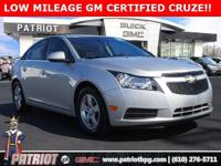 New Price! CARFAX One-Owner. Clean CARFAX. 2014
