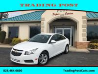 Deal of the Day is this 2014 Chevrolet Cruze with Only