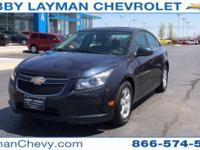 New Price! Cruze 1LT, 4D Sedan, ECOTEC 1.4L I4 SMPI