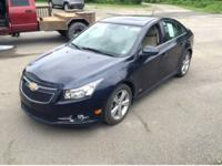 clean carfax. new price! 2014 chevrolet cruze 2lt