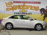 Champagne Silver Metallic 2014 Chevrolet Cruze 1LT FWD