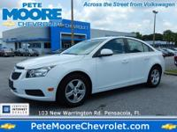 Check out this gently-used 2014 Chevrolet Cruze we