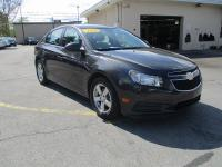Options:  2014 Chevrolet Cruze 4D Sedan Lt