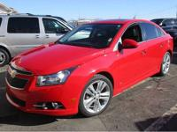 This cruze is as nice as it gets . Clean carfax, no