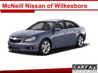 Welcome to the all New McNeill Nissan of Wilkesboro.