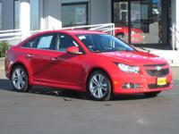 Exterior Color: red, Body: Sedan, Engine: Turbocharged