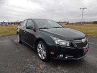 Exterior Color: dark green, Body: 4dr Car, Engine: