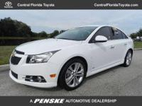 2014 CHEVROLET CRUZE Sedan Our Location is: Don Mealey