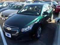JUST TRADED IN!!! 'ALL NEW' 2014 Cruze Turbo Diesel in