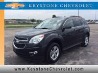 This impressive example of a 2014 Chevrolet Equinox LT