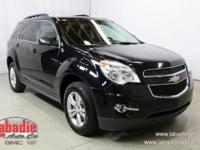 2014 Chevrolet Equinox LT 2LT Black Clean CARFAX.