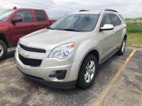 **1-OWNER** and **NEW CAR TRADE IN**. This 2014 EQUINOX