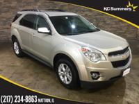 2014 Chevrolet Equinox Champagne Silver Metallic Backup