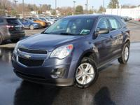 The 2014 Chevy Equinox is a worthy choice for a small