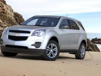 NICE CHOICE!!!  This 2014 Chevrolet Equinox is here at