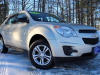 2014 Chevrolet Equinox, Gold, One Owner, Accident Free