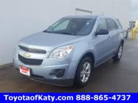 Options:  2014 Chevrolet Equinox Ls|Blue|Thank For