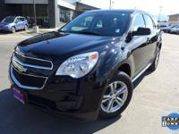 Options:  2014 Chevrolet Equinox Ls|Black|3.53 Axle