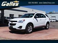 Come see this 2014 Chevrolet Equinox LS. Its Automatic