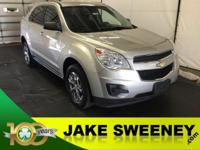 Meet our GM Certified 2014 Chevrolet Equinox. This
