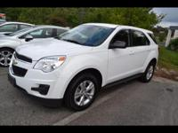 Options:  2014 Chevrolet Equinox Ls|Ls 4Dr Suv|2.4L|4