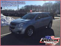 This 2014 Chevrolet Equinox LS is proudly offered by
