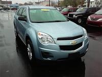 2014 Chevrolet Equinox **CLEAN CAR FAX**, CAR FAX 1