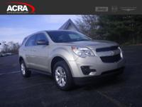 Used Chevrolet Equinox, options include:  Steering