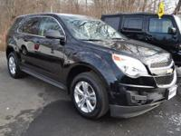 This 2014 Chevrolet Equinox 4dr FWD 4dr LS features a