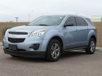 Certified. CARFAX One-Owner.  2014 Chevrolet Equinox LS