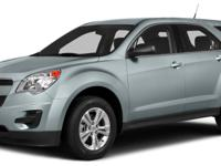 Check out this gently-used 2014 Chevrolet Equinox we