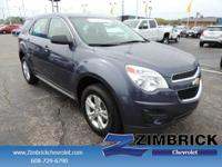 Options:  2014 Chevrolet Equinox Fwd 4Dr Ls|4 Cylinder