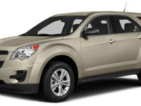 Options:  2014 Chevrolet Equinox Ls|Miles: 34192Color: