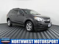 Clean Carfax Two Owner SUV with Bluetooth!  Options: