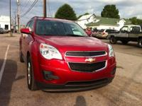 2014 Chevrolet Equinox LT Crystal Red Tint 2.4L