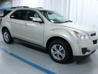 Our dynamic 1-Owner 2014 Chevrolet Equinox 1LT AWD