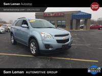Check out this nice 2014 Chevrolet Equinox LT! This