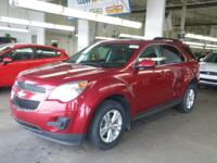 Red and Ready! All Wheel Drive!  This handsome 2014