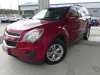Options:  2014 Chevrolet Equinox Lt|Red|3.53 Axle