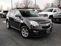 2014 Chevrolet Equinox LT 2LT AWD 6-Speed Automatic