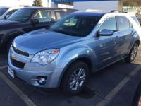 This 2014 Chevrolet Equinox LT is proudly offered by