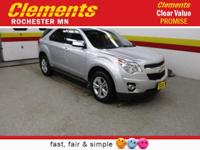 Options:  2014 Chevrolet Equinox Awd 4Dr Lt W/2Lt|All