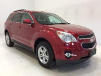 Options:  2014 Chevrolet Equinox Lt|Red|*Low Miles -