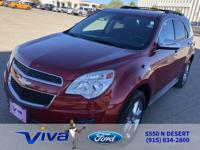 Crystal Red Tint 2014 Chevrolet Equinox LT 1LT FWD