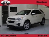 This outstanding example of a 2014 Chevrolet Equinox LT