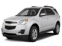 Options:  2014 Chevrolet Equinox Lt W/1Lt|For Internet