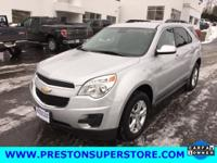 Options:  2014 Chevrolet Equinox Lt|*Gm Certified!*