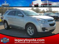 CARFAX One-Owner. Clean CARFAX. Equinox LT 1LT, 4D