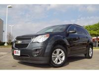 Clean CarFax and One Owner CarFax. Equinox LT 1LT,